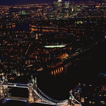 10 míst v Londýně, kde se nebudete nudit