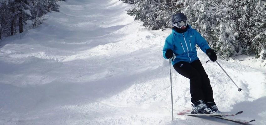 Novoroční lyžování skýtá zdravotnická rizika