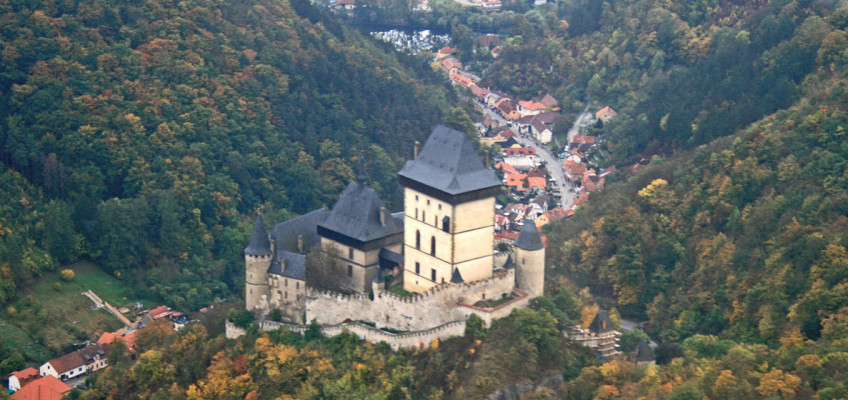 Krásné počasí láká na výlety po hradech a zámcích