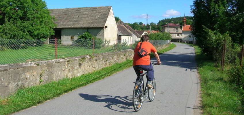 Co si vzít s sebou na cyklovýlet