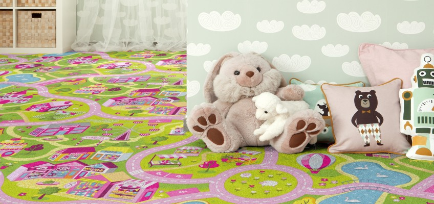 Dětský pokoj v pěti krocích