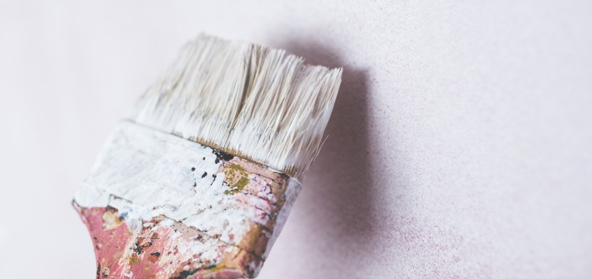 Malování interiéru v pěti krocích