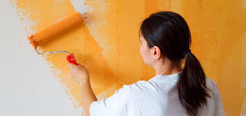 Jak připravit stěny i váš byt na malování?