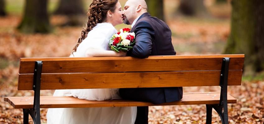 Nezapomenutelná svatba na podzim