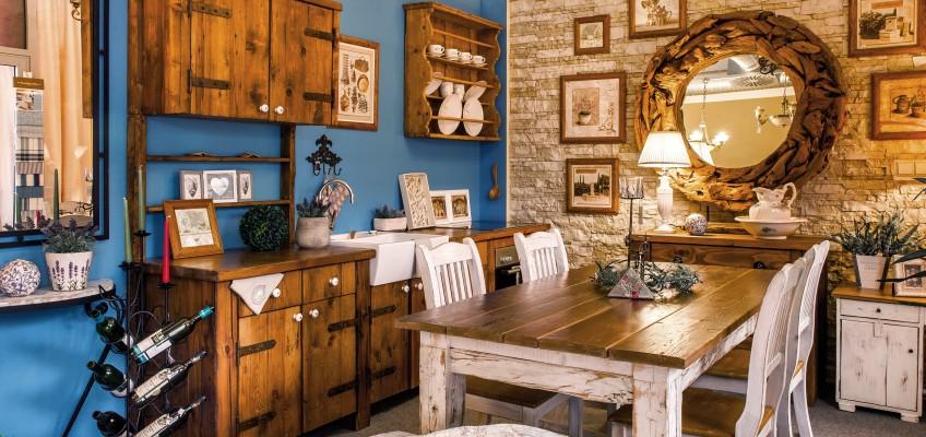 Staré dřevo je hitem moderních interiérů