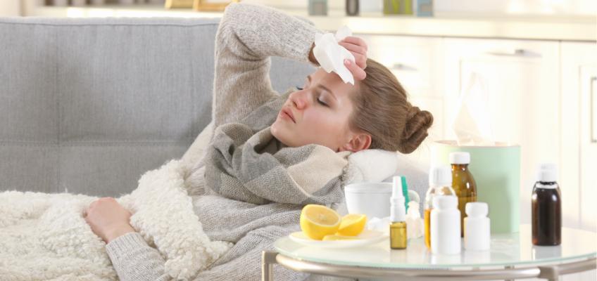 6 tipů, které účinně posilují imunitní systém
