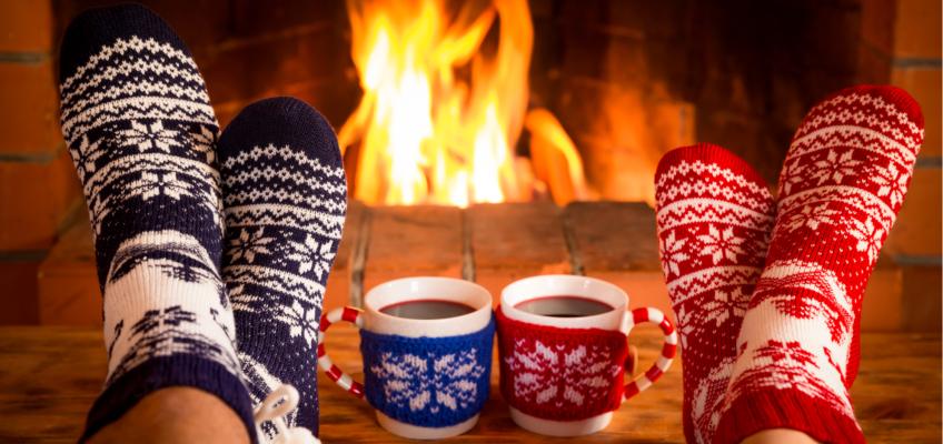 Jak zvládnout vánoční svátky ve zdraví a psychické pohodě? Důležité je umět se zastavit a relaxovat.