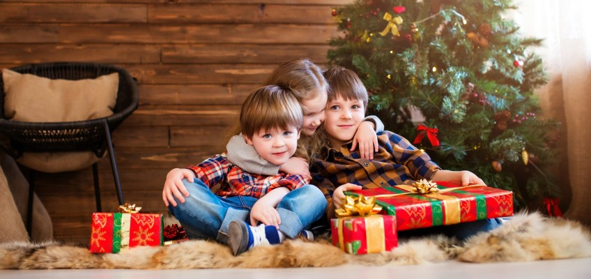 Vánoční dárek pro děti, který podporuje společně strávený čas s rodiči