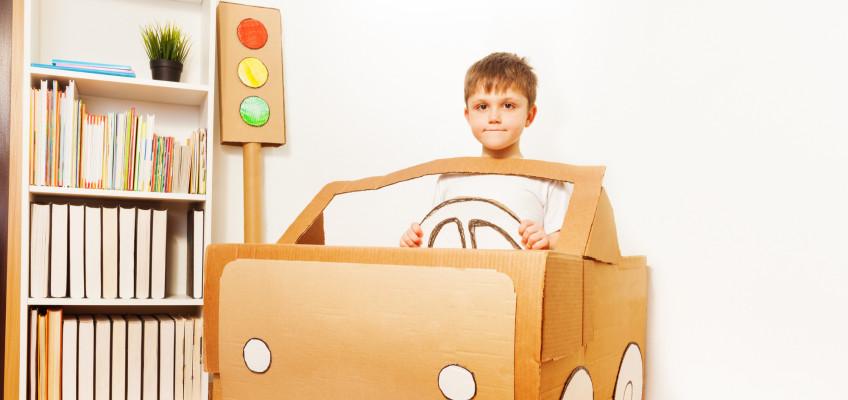 Naučte vaše děti dopravní pravidla. Hravě a zábavně!