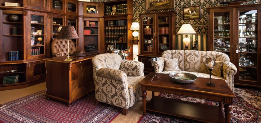 Podlehněte kouzlu dřevěného nábytku a vyberte si ten pravý dekor pro svůj interiér