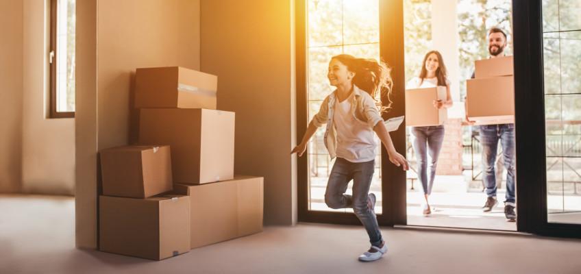 Dopřejte si čerstvý start v nové nemovitosti