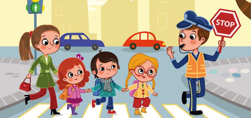 Seznamovat děti s pravidly silničního provozu je třeba už od malička. Jak na to?