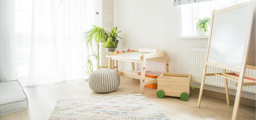 Jak vkusně a prakticky zařídit dětský pokoj? Stačí trochu fantazie a naslouchat dítěti
