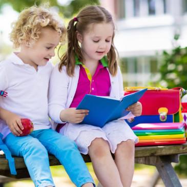 Září se blíží – připravte své děti na nástup do nového prostředí zábavnou formou