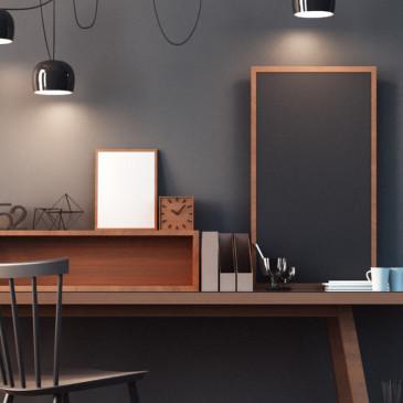 Inspirativní prostředí: zařiďte si kancelář snů nábytkem na míru