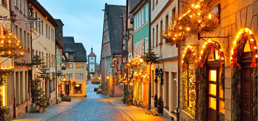 Nákup vánočních dárků letos zahajte s předstihem v Dětenicích. V prosinci za to budete vděční