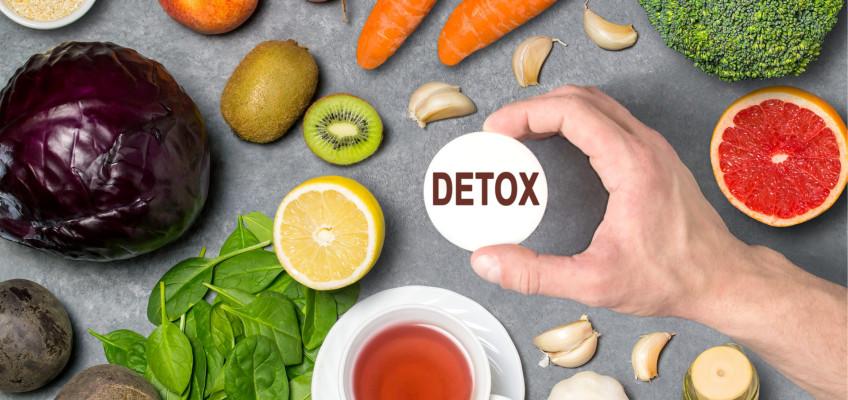 Nebojte se detoxikace!
