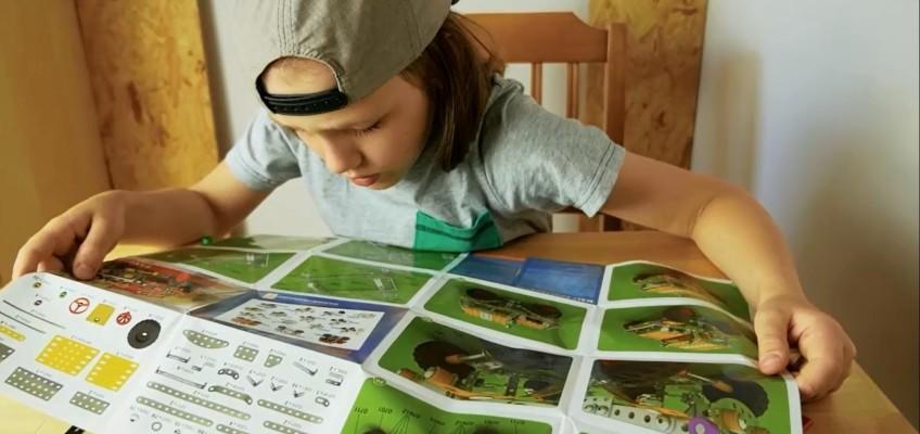 Rozvíjejte logické myšlení dětí již od útlého věku