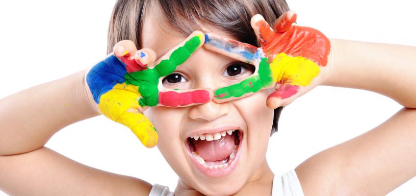 Modelíny nové generace dělají radost dětem a ubírají starosti s úklidem rodičům