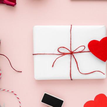 Hezké a kreativní balení povýší dárek na jinou úroveň