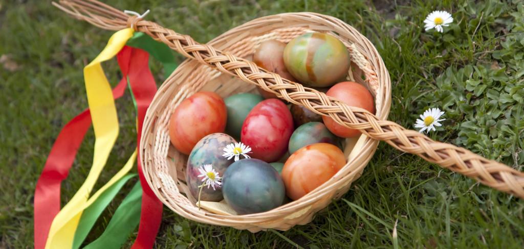 Kde letos oslavit Velikonoce s celou rodinou Creative Commons (shutterstock.com)