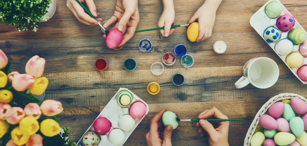 Kde velkolepě oslavit Velikonoce s celou rodinou Creative Commons (shutterstock.com)