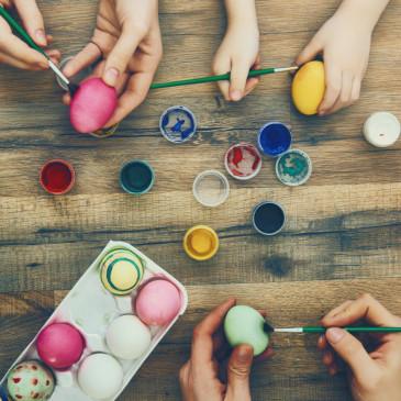 Kde velkolepě oslavit Velikonoce s celou rodinou?