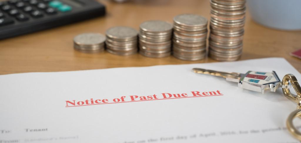 Neplatiči nájemného jsou jedním z největších rizik investiční nemovitosti. Jak se před nimi pojistit Creative Commons (shutterstock.com)