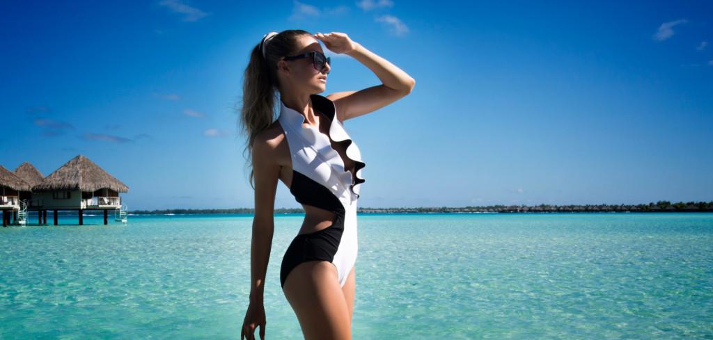 Do plavek. Buďte stylová jako Francouzky a podmaníte si (nejen) pláž Creative Commons (shutterstock.com)
