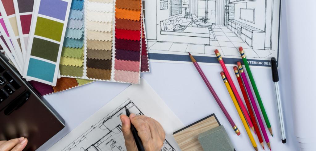 Interiérový designér vám při zařizování nového bydlení může v mnoha ohledech usnadnit život Creative Commons (shutterstock.com)