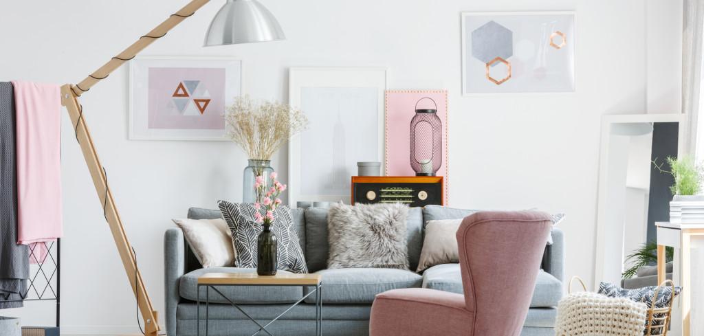Jak dodat útulnému domovu punc originality, radí známá designérka Creative Commons (shutterstock.com)