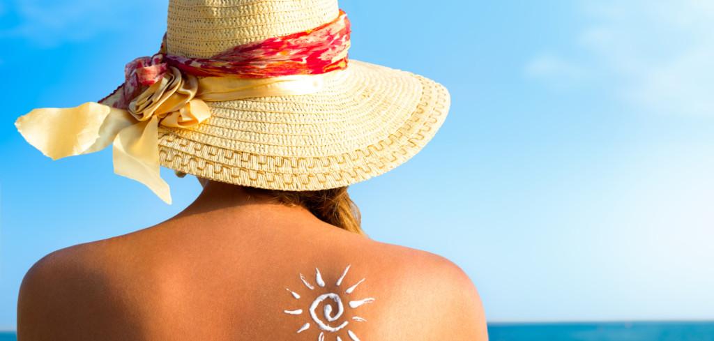 Chraňte svou pokožku před slunečními paprsky. Řekneme vám jak na to! Creative Commons (shutterstock.com)