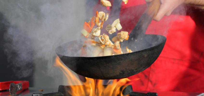 Sezóna food festivalů vrcholí, nenechte si ujít 4. ročník středověkého food festivalu v Dětenicích