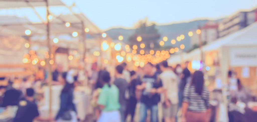 Letní food festivaly jsou v plném proudu, na jaký vyrazit v červenci Creative Commons (shutterstock.com)