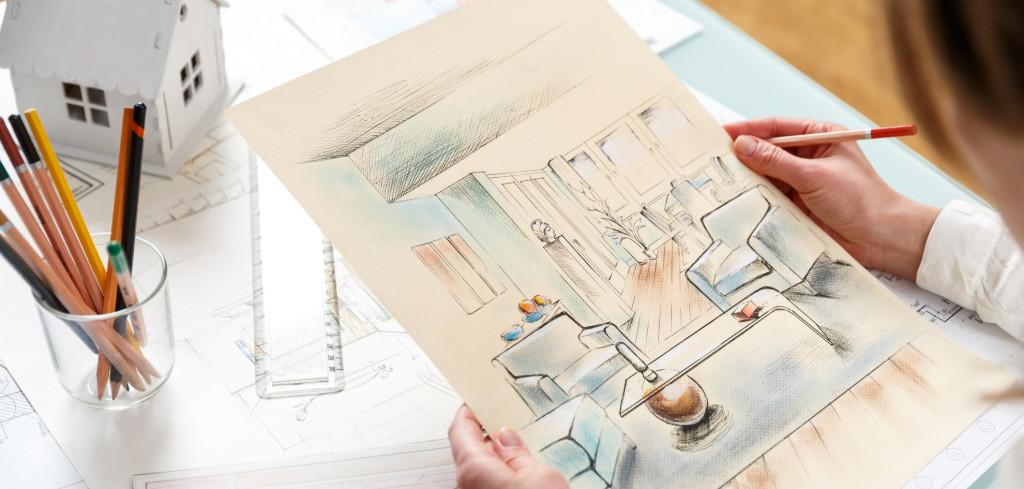 Interiérový designér a jeho role při zařizování interiéru Creative Commons (shutterstock.com)