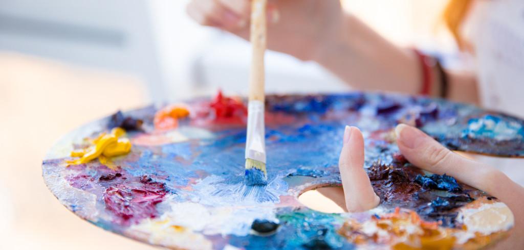 Kreativitu lze rozvíjet i v dospělosti. Jak na to Creative Commons (shutterstock.com)