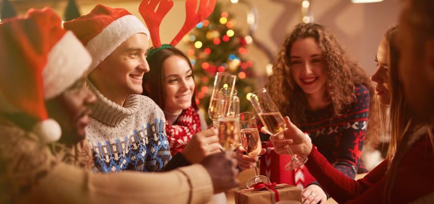 Organizace vánočního večírku nemusí být noční můra, víte-li na koho se obrátit