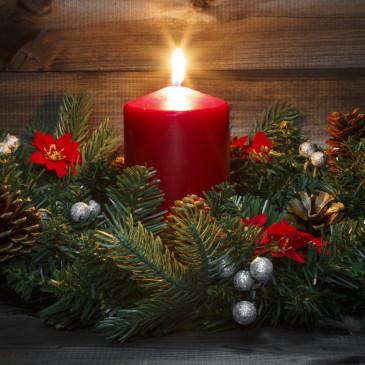 Originální vánoční výzdoba za pár korun