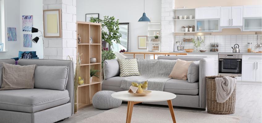4 nápady, s kterými si zkrášlíte domov téměř zadarmo