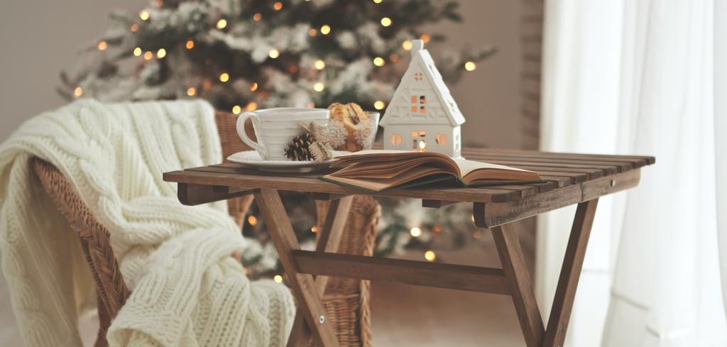 Udělejte si z vašeho domova hřejivou oázu klidu. Máme pro vás pár tipů, jak na to! Creative Commons (shutterstock.com)