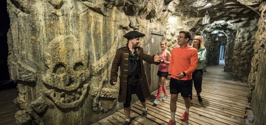 Zábavnou hru TEPfactor po vzoru pevnosti Boyard si můžete užít i doma. Hodí se pro sváteční chvíle i jako tip na dárek