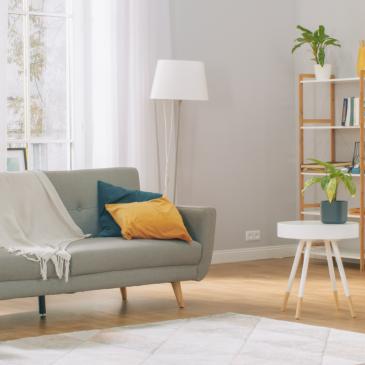 Spojte jarní úklid s celkovou změnou interiéru