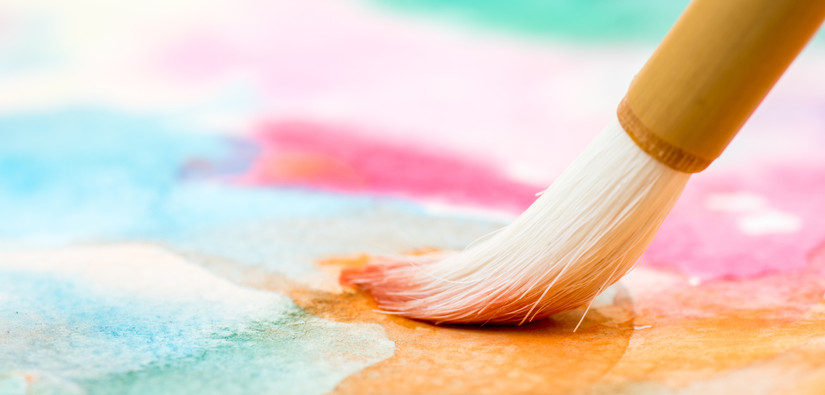 Malování u dětí podporuje nejen kreativitu, ale i chuť experimentovat