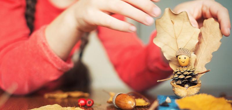 Čas na výrobu podzimních dekorací se blíží, jak na to?