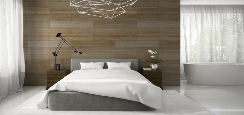 Bytová designérka radí: K lepšímu spánku dopomůže minimalisticky zařízená ložnice
